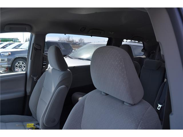 2018 Toyota Sienna LE 8-Passenger (Stk: 189094) in Moose Jaw - Image 11 of 46