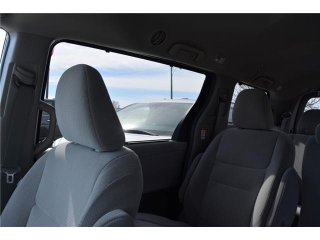 2018 Toyota Sienna LE 8-Passenger (Stk: 189094) in Moose Jaw - Image 37 of 46