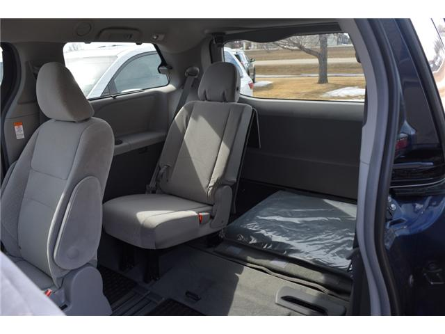 2018 Toyota Sienna LE 8-Passenger (Stk: 189094) in Moose Jaw - Image 44 of 46