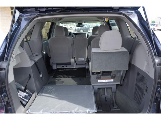 2018 Toyota Sienna LE 8-Passenger (Stk: 189094) in Moose Jaw - Image 45 of 46