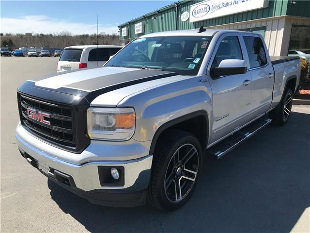 2015 GMC Sierra 1500 SLE (Stk: 9870) in Lower Sackville - Image 1 of 17
