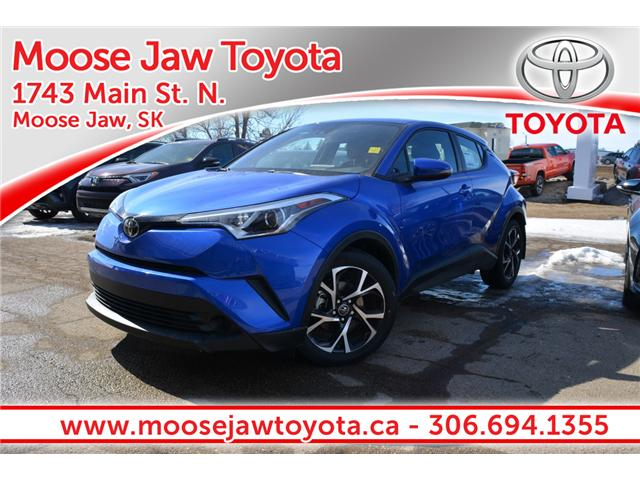 2018 Toyota C-HR XLE (Stk: 189017) in Moose Jaw - Image 1 of 31