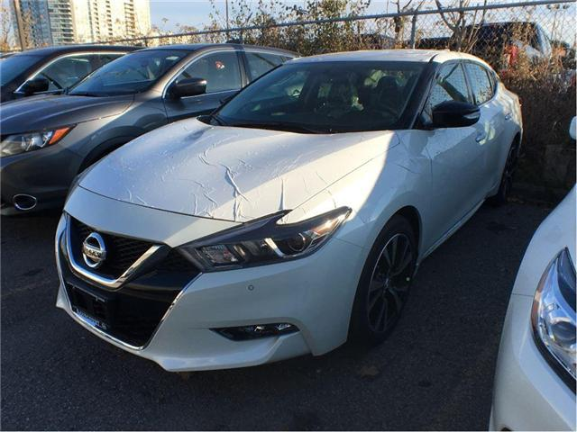2018 Nissan Maxima SV (Stk: JC363185) in Scarborough - Image 1 of 5