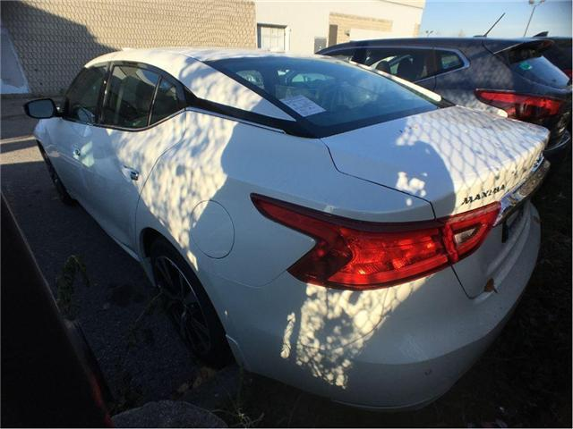 2018 Nissan Maxima SV (Stk: JC363185) in Scarborough - Image 2 of 5