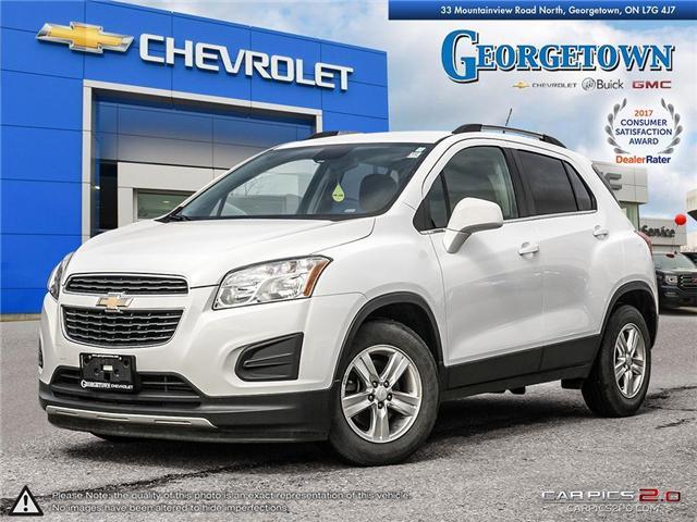 2014 Chevrolet Trax 1LT 3GNCJLEB8EL118126 26879 in Georgetown