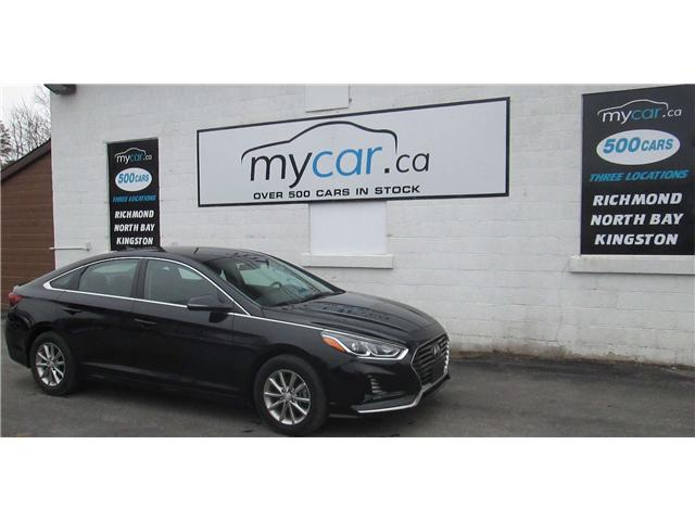 2018 Hyundai Sonata GL (Stk: 180393) in Kingston - Image 2 of 12