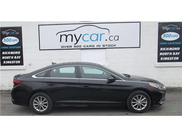 2018 Hyundai Sonata GL (Stk: 180393) in Kingston - Image 1 of 12