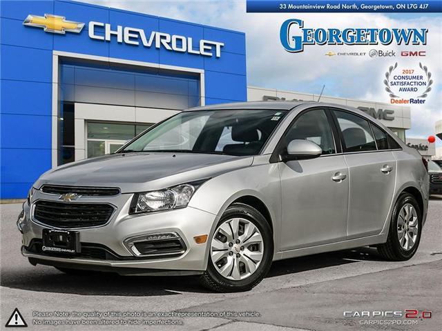 2015 Chevrolet Cruze 1LT 1G1PC5SB3F7247815 26712 in Georgetown