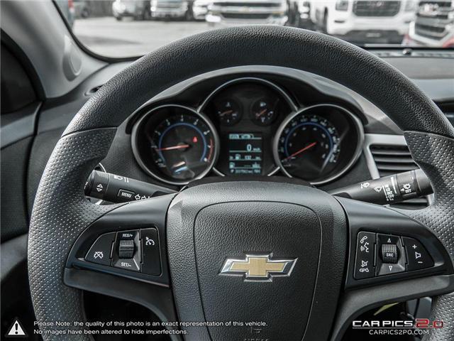 2015 Chevrolet Cruze 1LT (Stk: 26712) in Georgetown - Image 14 of 27