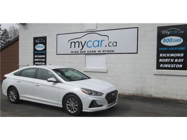 2018 Hyundai Sonata GL (Stk: 180390) in North Bay - Image 2 of 12