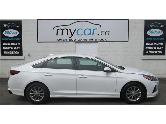 2018 Hyundai Sonata GL (Stk: 180390) in Kingston - Image 1 of 12