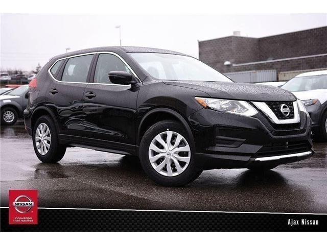 2018 Nissan Rogue S (Stk: T048) in Ajax - Image 1 of 21