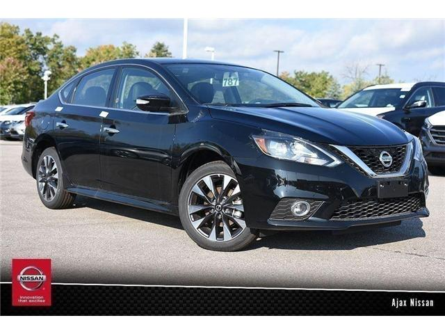 2018 Nissan Sentra 1.8 SV (Stk: T069) in Ajax - Image 1 of 7