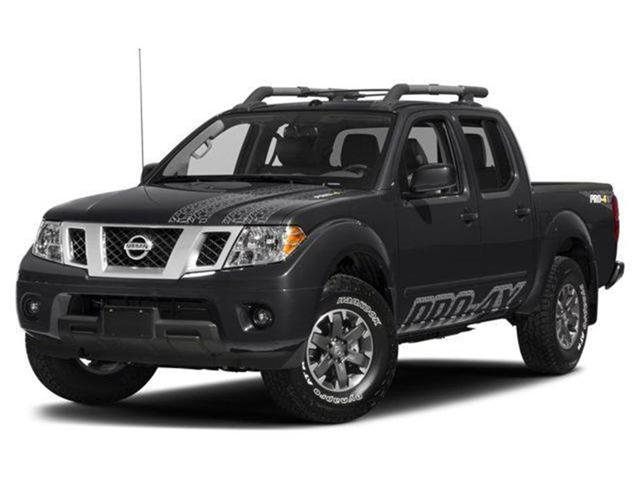 2018 Nissan Frontier Midnight Edition (Stk: T126) in Ajax - Image 1 of 9
