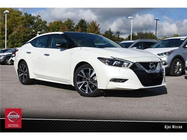 2018 Nissan Maxima SV (Stk: T148) in Ajax - Image 1 of 8