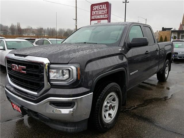 2016 GMC Sierra 1500  (Stk: 272961) in Cambridge - Image 1 of 19