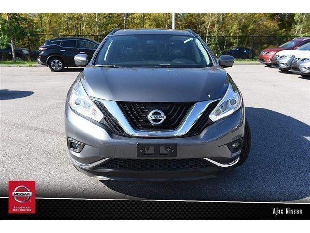 2018 Nissan Murano Midnight Edition (Stk: T258) in Ajax - Image 2 of 8