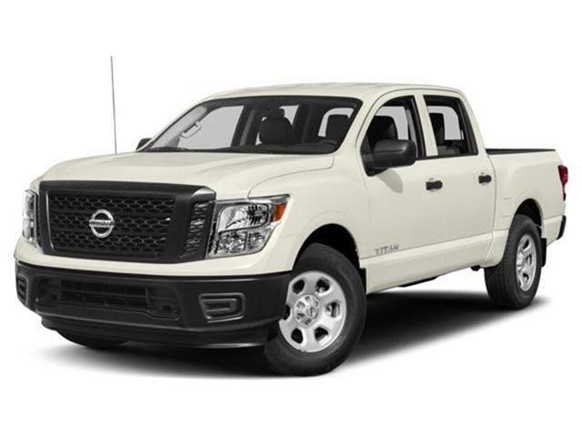 2018 Nissan Titan Platinum (Stk: T365) in Ajax - Image 1 of 9