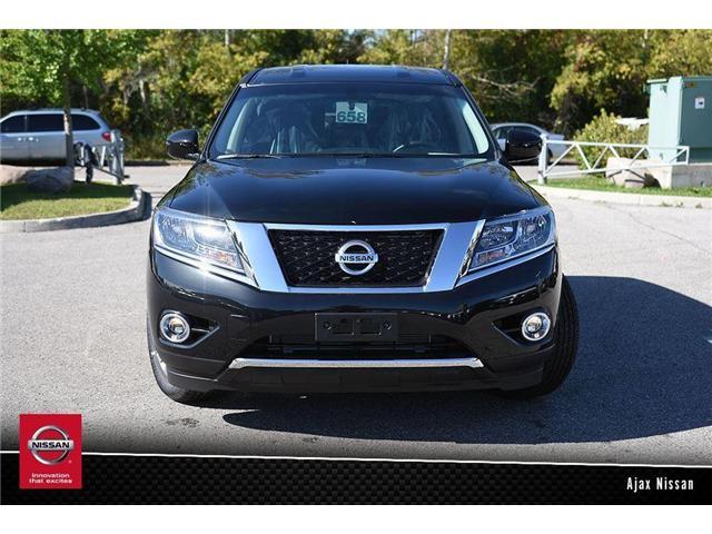 2018 Nissan Pathfinder SL Premium (Stk: T026) in Ajax - Image 2 of 9