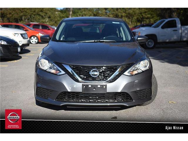 2018 Nissan Sentra 1.8 SV (Stk: T070) in Ajax - Image 2 of 12