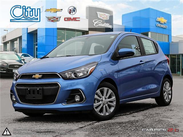 2018 Chevrolet Spark 1LT CVT (Stk: 2838473) in Toronto - Image 1 of 27