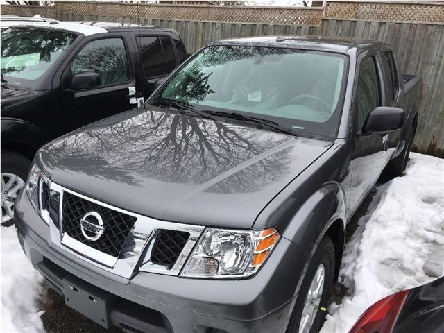 2018 Nissan Frontier SV (Stk: JN719343) in Whitby - Image 1 of 6