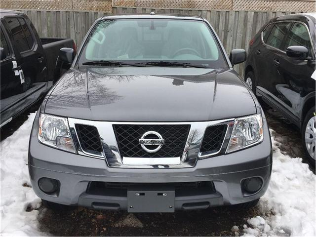 2018 Nissan Frontier SV (Stk: JN719343) in Whitby - Image 2 of 6