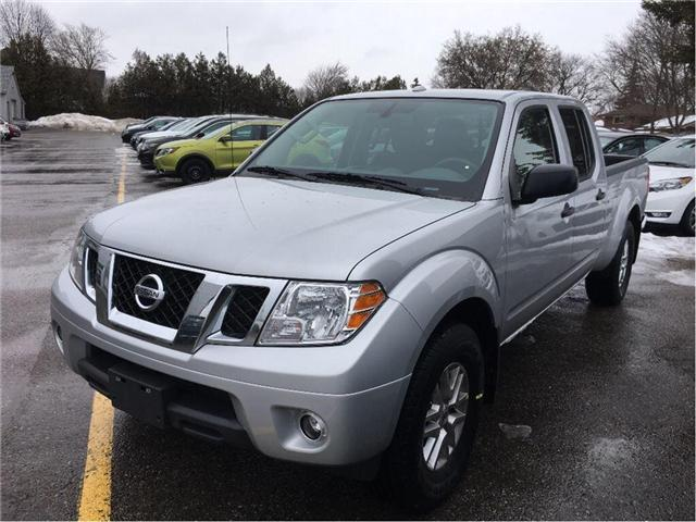2018 Nissan Frontier SV (Stk: JN719883) in Whitby - Image 1 of 5