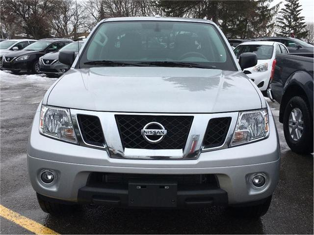 2018 Nissan Frontier SV (Stk: JN719883) in Whitby - Image 2 of 5