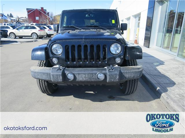 2015 Jeep Wrangler Unlimited Sahara (Stk: B83026) in Okotoks - Image 2 of 13