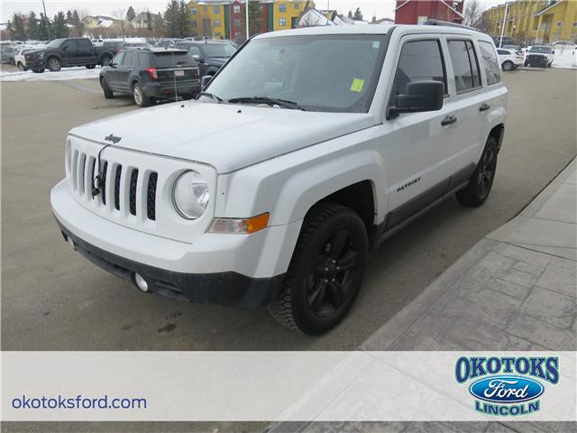2015 Jeep Patriot Sport/North (Stk: B83027) in Okotoks - Image 1 of 12