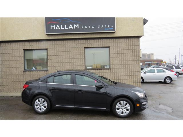 2016 Chevrolet Cruze Limited 1LT (Stk: ) in Kingston - Image 2 of 15