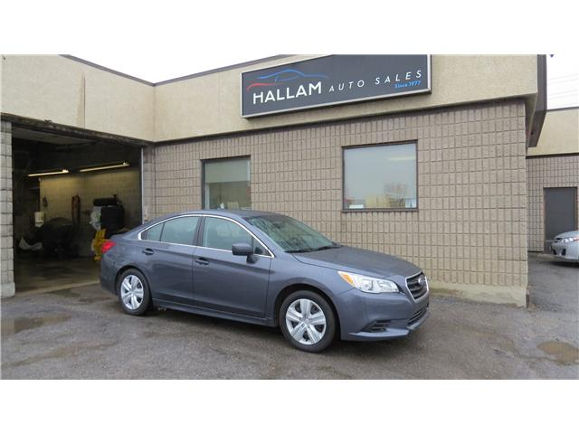 2015 Subaru Legacy 2.5i (Stk: ) in Kingston - Image 1 of 16
