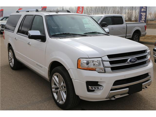 2017 Ford Expedition Max Platinum (Stk: 163155) in Medicine Hat - Image 1 of 30