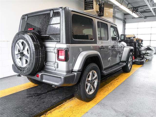 2018 Jeep Wrangler Unlimited Sahara (Stk: Y076050) in Burnaby - Image 2 of 6