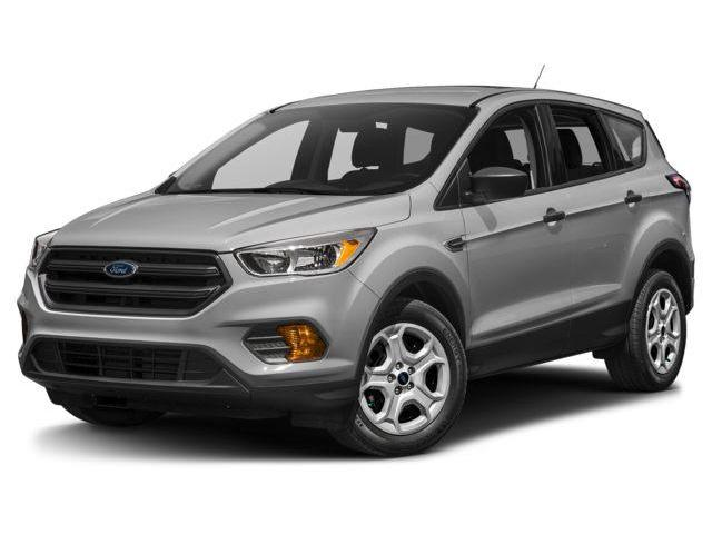 2018 Ford Escape SE (Stk: DR737) in Ottawa - Image 1 of 9