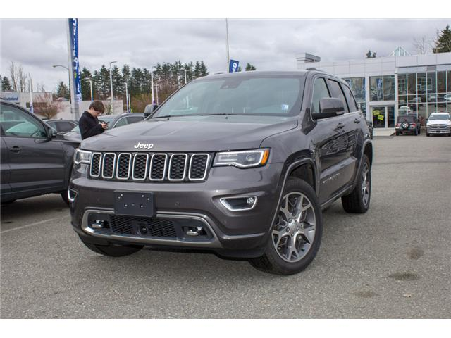 2018 Jeep Grand Cherokee Limited (Stk: J178140) in Abbotsford - Image 3 of 29