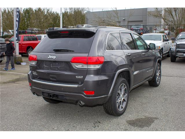 2018 Jeep Grand Cherokee Limited (Stk: J178140) in Abbotsford - Image 6 of 29