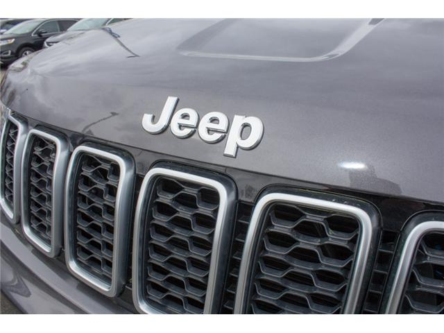 2018 Jeep Grand Cherokee Limited (Stk: J178140) in Abbotsford - Image 8 of 29