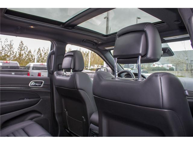2018 Jeep Grand Cherokee Limited (Stk: J178140) in Abbotsford - Image 14 of 29