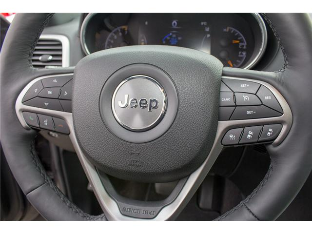 2018 Jeep Grand Cherokee Limited (Stk: J178140) in Abbotsford - Image 22 of 29
