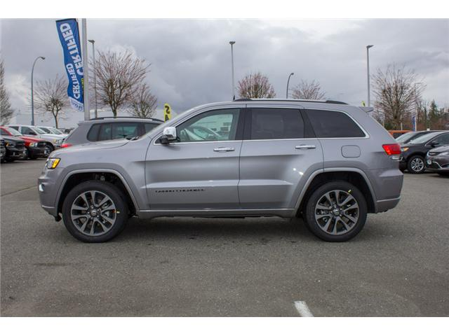 2018 Jeep Grand Cherokee Overland (Stk: J311190) in Abbotsford - Image 4 of 30
