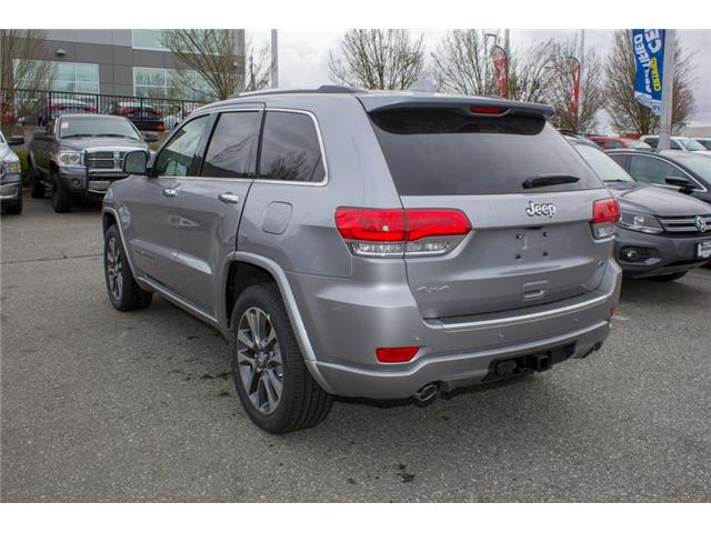 2018 Jeep Grand Cherokee Overland (Stk: J311190) in Abbotsford - Image 5 of 30