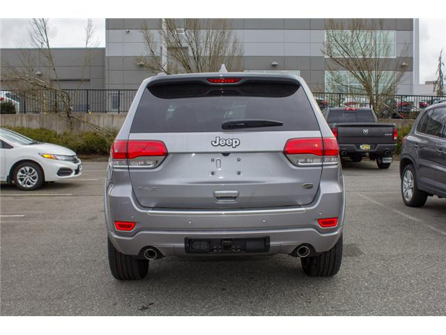 2018 Jeep Grand Cherokee Overland (Stk: J311190) in Abbotsford - Image 6 of 30