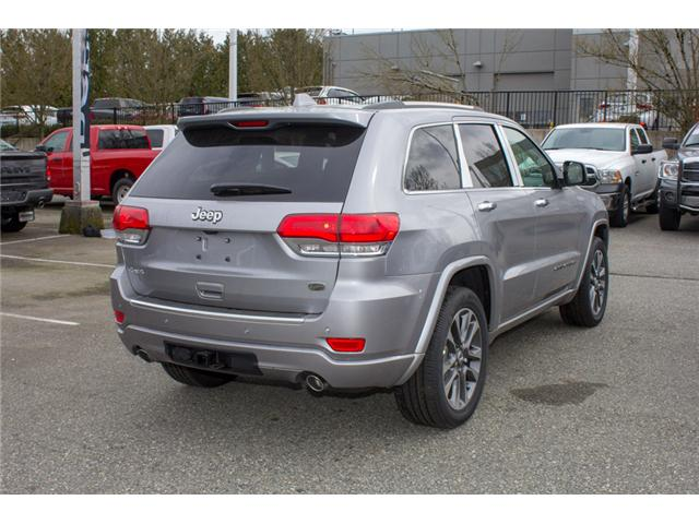 2018 Jeep Grand Cherokee Overland (Stk: J311190) in Abbotsford - Image 7 of 30