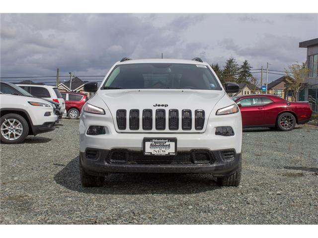 2018 Jeep Cherokee Sport (Stk: J517533) in Abbotsford - Image 2 of 26