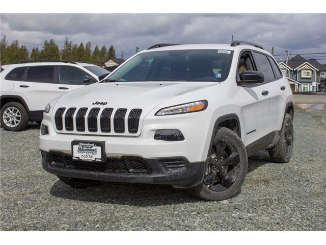 2018 Jeep Cherokee Sport (Stk: J517533) in Abbotsford - Image 3 of 26