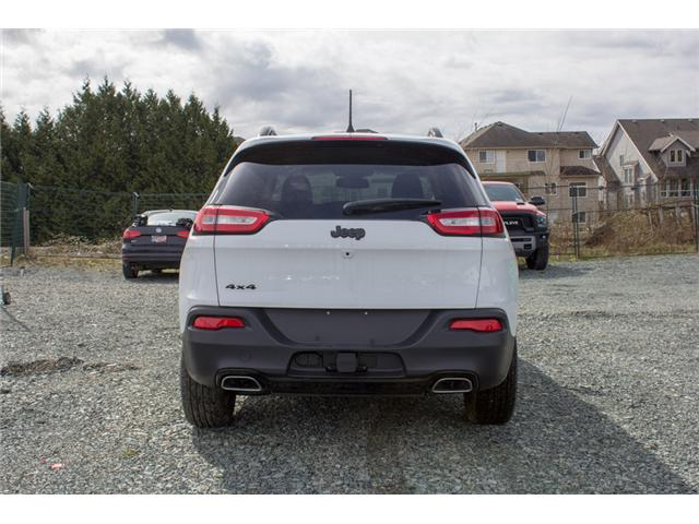 2018 Jeep Cherokee Sport (Stk: J517533) in Abbotsford - Image 6 of 26