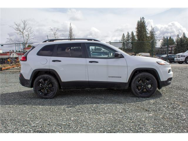 2018 Jeep Cherokee Sport (Stk: J517533) in Abbotsford - Image 8 of 26