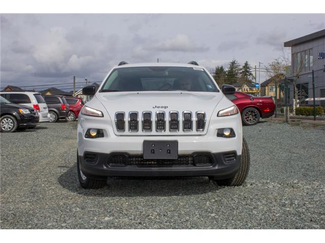 2018 Jeep Cherokee Sport (Stk: J517555) in Abbotsford - Image 2 of 28